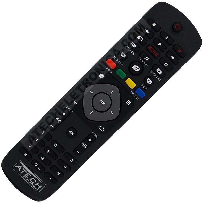 Controle Remoto Aparelho de Som SEMP Toshiba CR4200 / CR4280 / MC-855MUS / MC-856MUS