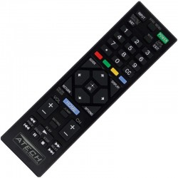 Controle Remoto TV LCD / LED Sony Bravia RM-YD093 / KDL-24R405A / KDL-24R407A / KDL-24R425A / KDL-32R405A