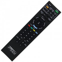 Controle Remoto TV LCD / LED Sony Bravia RM-YD047 / KDL-32BX305 / KDL-32EX305 / KDL-32EX306 / KDL-32EX405 / KDL-32EX605