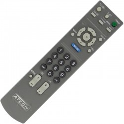Controle Remoto TV LCD / LED Sony Bravia RM-YA006 / KLV-40S200A / KLV-46S200A / KLV-S200AT