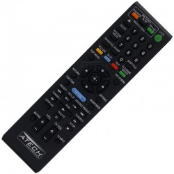 Controle Remoto Home Theater Sony RM-ADP053 / BDV-F500 / BDV-F7 / BDV-T37 / BDV-T57 / EZW-RT10 / HBD-E370 / HBD-E470 / HBD-E570