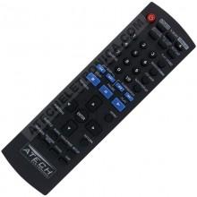 Controle Remoto TV LED TCL 49P2US / 55P2US / 65P2US / L32S4900S / L40S4900FS / L55S4900FS com Netflix e Globoplay