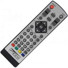 Controle Remoto Conversor Digital Tele System ST2100