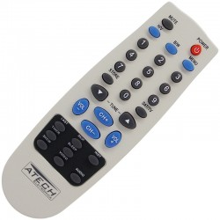 Controle Remoto Receptor Vision Sat VSR2800 / VSR2900 / VSR3000