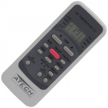 Controle Remoto Ar Condicionado Midea R51C