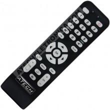 Controle Remoto DVD CCE DVD-600X / DVD-600XB / DVD-600DVX / DVD-603DVX / DVD-610 / DVD-610DVX / DVD-614DVX / DVD-615DVX