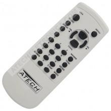 Controle Remoto TV Gradiente TS-2960 Slim / GTS-2960