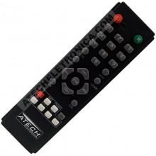 Controle Remoto DVD Britania FAMA 3 / FAMA 5 / DVD1009 / Compact Plus