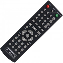 Controle Remoto DVD Philco PH148 / PH155 / PH160 / PH170 / PH172
