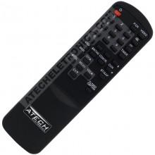 Controle Remoto DVD Britania Matrix 3 / Fama 6P