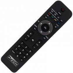 Controle Remoto TV LCD / LED Philips 42PFL7803D / 52PFL7803D