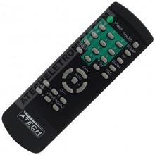 Controle Remoto DVD Gradiente D-461 / D-470 / D-480 / DT-350