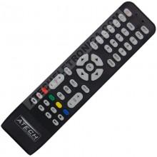 Rádio Portátil com Rádio FM / Entrada USB / Cartão de Memória / MP3 (Caixa de Som) - Camaro Amarelo