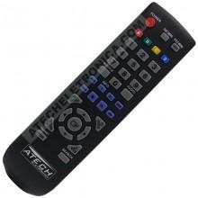 Controle Remoto DVD Tectoy DVT-F650 / DVT-F651