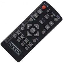 Controle Remoto Aparelho de Som Samsung AH59-02147T / AH59-02363A